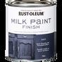 Milk Paint Finish Navy