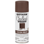 Rust-Oleum Chalked Spray Paint, 340g - Cocoa Bean