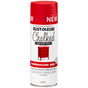 Rust-Oleum Chalked Spray Paint, 340g - Farmhouse Red