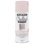 Rust-Oleum Chalked Spray Paint, 340g - Blush Pink