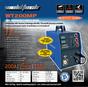 WeldTech WT200MP, 200A Gas/Gasless Inverter MIG Welder Brochure