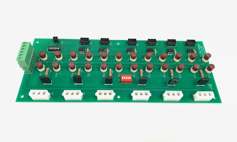 6 Zone Heat Board for Spectrum Series