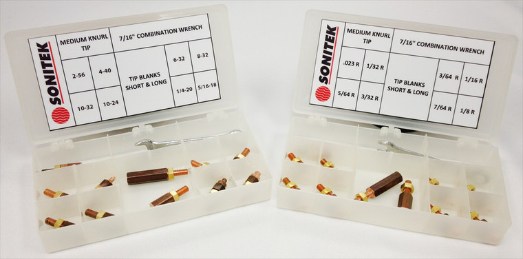 Thermal Tip Lab Kits for Staking & Insertion