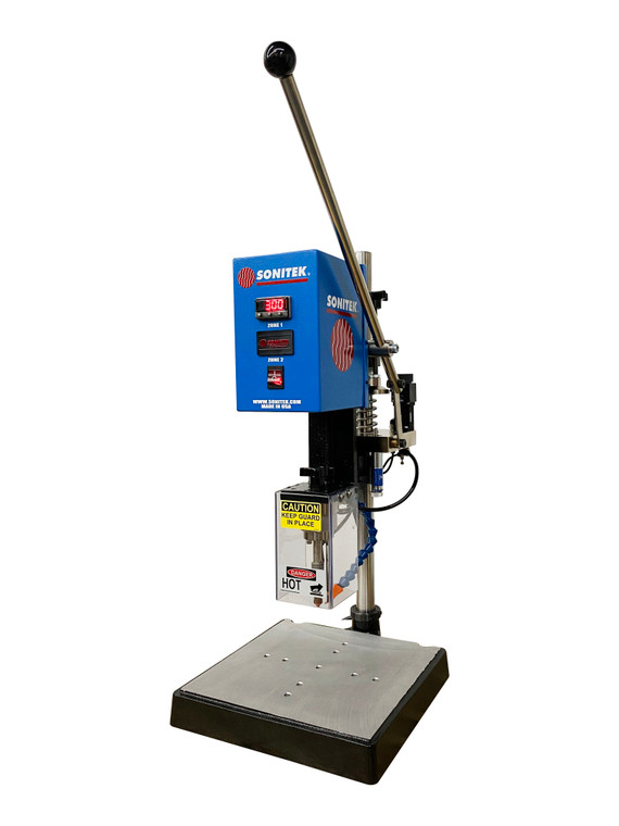 Heat Staking Hand Press Model TS - 100 Probe Style
