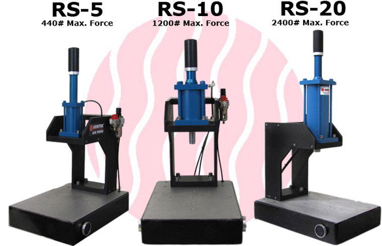 RS - Low Cost/High Force Air Press