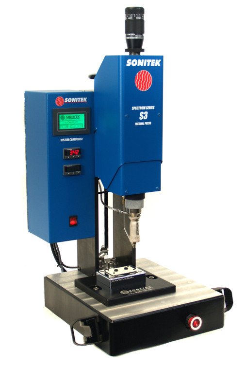 BASIC Series benchtop presses. Low cost easy to use.