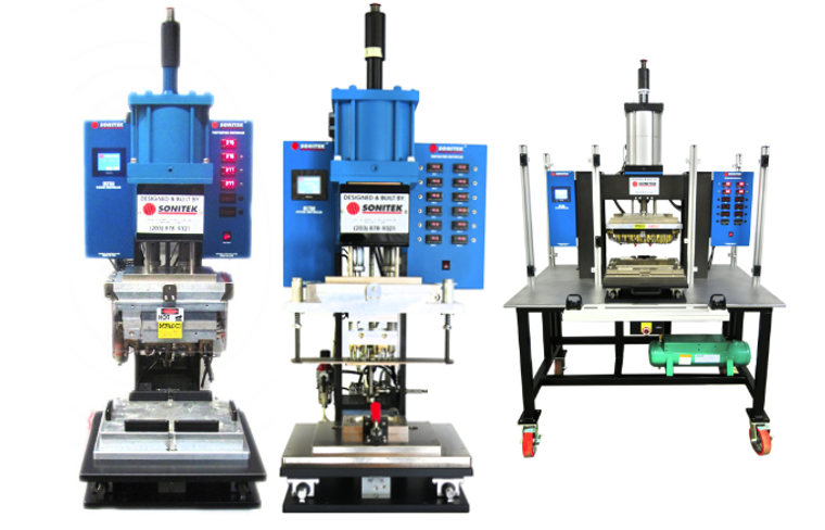 High Tonnage Heat Staking Presses