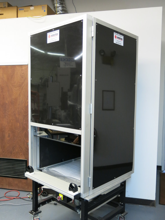 Sound Enclosures for Ultrasonic Welders