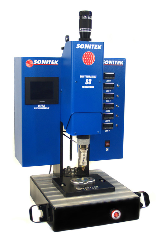 ULTRA Series benchtop presses. Advanced controls with more options to choose from.
