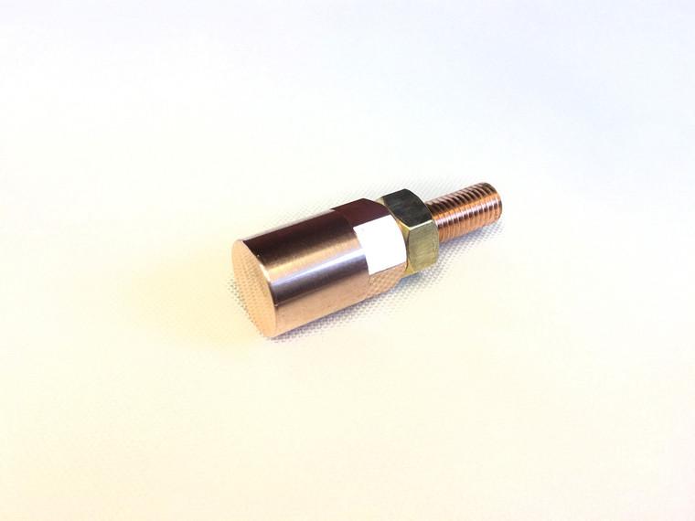P/N 200-0458  ¼-28 x .5 Dia x 1.50 lg, Tip Blank (BFC)