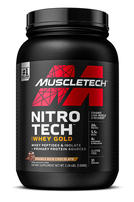 Nitro Tech 100% Whey Gold
