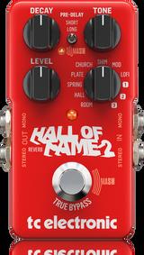 TC Electronics Hall of Fame 2 Reverb (HOF2)