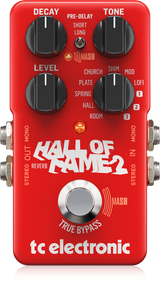 TC Electronics Hall of Fame 2 Reverb (HOF2)