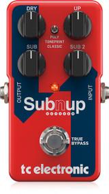 TC Electronic SUB 'N' UP Octaver (Sub N Up)