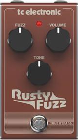 TC Electronic Rusty Fuzz (Rusty Fuzz)