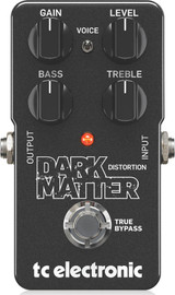 Tc Electronic Dark Matter Distortion (Dark Matter)