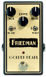 Golden Pearl Transparent Overdrive