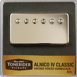 Alnico IV Classics Humbucker Bridge (Nickel) AC4 Bridge Nickel Tone Lounge NZ