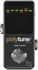 TC Electronic Polytune 3 Noir Tuner (POLYTUNE 3 Noir) - ToneLounge NZ