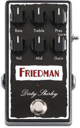 Friedman Dirty Shirley Pedal at ToneLounge NZ