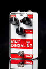 Monarch Pedals King Dingaling at ToneLounge NZ