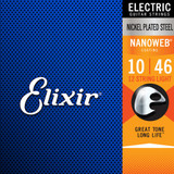 Elixir 10-46 Electric Guitar Strings at Tone Lounge