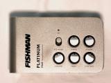 Fishman Platinum Stage Pre-Amp & DI Box w/power supply