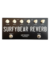 SurfyBear Compact Real Spring Reverb, Black