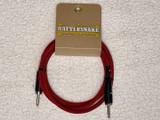 Rattlesnake speaker cable 6ft - Red