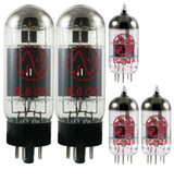 Guitar Amp Tube Set Fender Hot Rod Deville JJASHRD Tone Lounge NZ