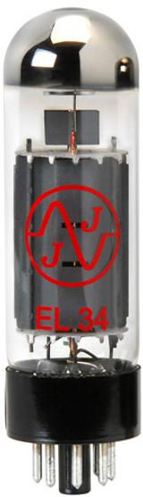 Guitar Amp Power Tube EL34 / 6CA7 t-el34-jj Tone Lounge NZ