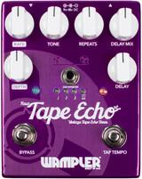 Wampler Faux Tape Echo ~ Delay Pedal V2 (Tape_Echo V2)