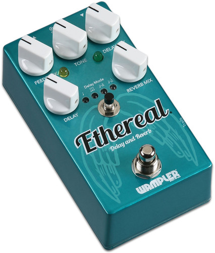 Ethereal Reverb & Delay