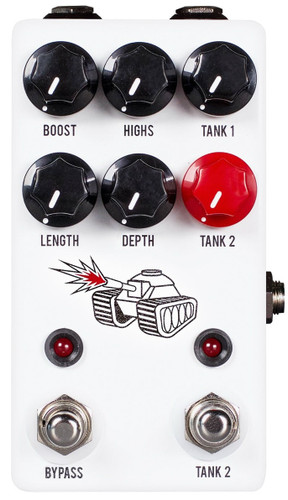 JHS Pedals Spring Tank ~ Reverb Pedal