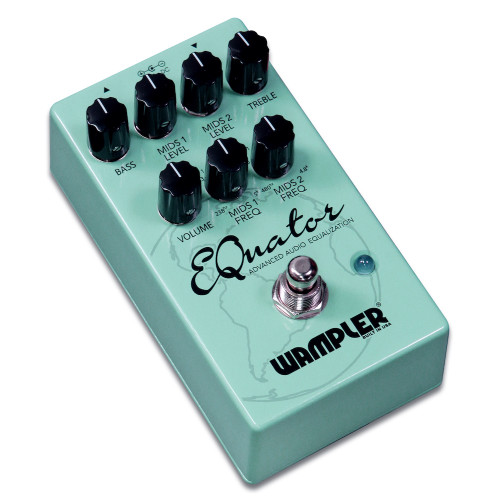 Wampler EQuator - Advanced Audio Equalizer (Equator)