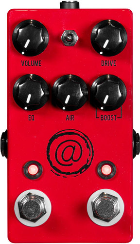 JHS Pedals The AT+ V2 (Andy Timmons) Signature Channel Drive ~ (Overdrive)