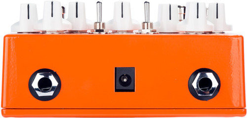 Hot Wired V2 Brent Mason Overdrive & Distortion