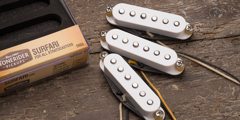ToneRider Guitar & Bass Pickups