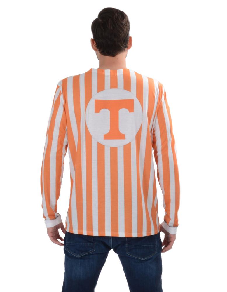 Tennessee Volunteers Striped Suit Tee