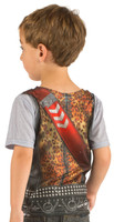 Faux Real Toddler Rockstar - Back
