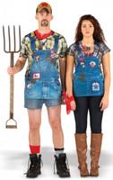 Mens and Ladies Hillbilly Shirts
