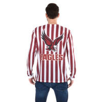 Boston Eagles Striped Suit