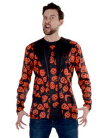 David Pumpkins Suit Tee