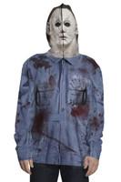 Mike Myers Zip Mask Hoodie