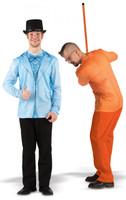 Blue and Orange Tuxedo Combo