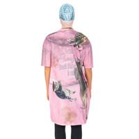 Old Lady Mask/Nightshirt Costume Combo