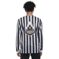 Purdue University Striped Suit