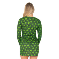 Shamrock Sparkle Dress