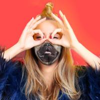 Pug Life Face Mask