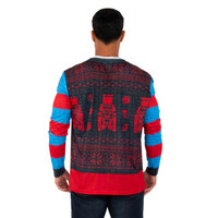 What's Crackin'? Ugly Sweater Tee